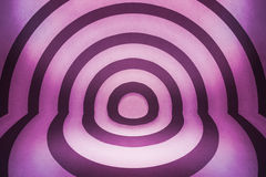 Αναδρομικοί κύκλοι Στοκ εικόνες με δικαίωμα ελεύθερης χρήσης