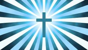 Αναδρομικός σταυρός λατρείας ελεύθερη απεικόνιση δικαιώματος