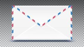Αναδρομικός φάκελος ταχυδρομείου Μορφή με την επίδραση σύστασης που απομονώνεται στο διαφανές υπόβαθρο Διανυσματική τρισδιάστατη  απεικόνιση αποθεμάτων