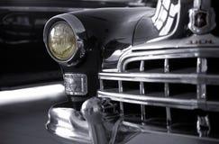 Αναδρομικό αυτοκίνητο Στοκ Εικόνες