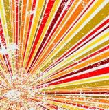 Αναδρομικό αφηρημένο υπόβαθρο παφλασμών τζαζ Στοκ εικόνες με δικαίωμα ελεύθερης χρήσης