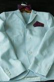 Αναδρομικό κοστούμι νεόνυμφων Στοκ φωτογραφία με δικαίωμα ελεύθερης χρήσης