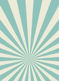 Αναδρομικό στενό κάθετο υπόβαθρο φωτός του ήλιου Χλωμός - μπλε και μπεζ υπόβαθρο έκρηξης χρώματος διανυσματική απεικόνιση
