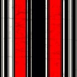 αναδρομικό ύφος λωρίδων προτύπων διανυσματική απεικόνιση
