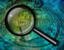 Αναζήτηση Διαδικτύου διανυσματική απεικόνιση