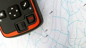 Αναζήτηση και διάσωση SOS Στοκ εικόνα με δικαίωμα ελεύθερης χρήσης