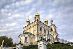 αναζοωγόνηση εκκλησιών Ples Στοκ Εικόνες