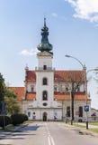 Αναζοωγόνηση πύργων και καθεδρικών ναών κουδουνιών Χριστού και του ST Thomas Στοκ Φωτογραφία