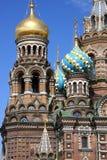 αναζοωγόνηση Ρωσία Άγιος  Στοκ εικόνα με δικαίωμα ελεύθερης χρήσης
