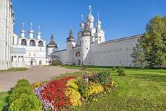 αναζοωγόνηση του Κρεμλίνου εκκλησιών rostov Στοκ φωτογραφίες με δικαίωμα ελεύθερης χρήσης