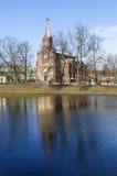 Αναζοωγόνηση Kirch pushkin selo tsarskoye Αγία Πετρούπολη Ρωσία Στοκ Φωτογραφία