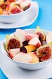Αναζωογονώντας σαλάτα φρούτων Στοκ εικόνες με δικαίωμα ελεύθερης χρήσης