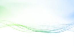 Αναζωογονώντας σχεδιάγραμμα συνόρων γραμμών ταχύτητας άνοιξη swoosh Περίληψη απεικόνιση αποθεμάτων