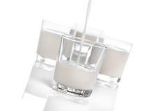 αναζωογόνηση γάλακτος Στοκ Εικόνες