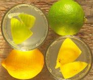 Αναζωογόνηση κατ' οίκον γίνονταυ Limonade Στοκ Εικόνα