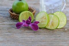 Αναζωογόνηση λεμονάδας Στοκ Φωτογραφία