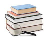 Αναθεώρηση βιβλίων στοκ φωτογραφία