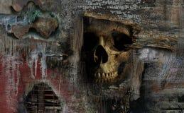 ανακάλυψη φρικιαστική Στοκ Φωτογραφίες