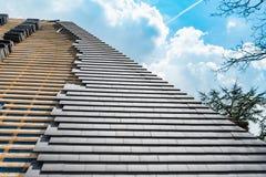 Ανακαίνιση και επισκευή κατασκευής σπιτιών Στοκ Φωτογραφία
