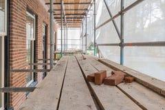 Ανακαίνιση και επισκευή κατασκευής σπιτιών Στοκ φωτογραφίες με δικαίωμα ελεύθερης χρήσης