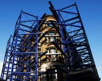ανακαίνιση οικοδόμησης Στοκ Εικόνα