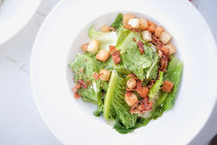 Ανακατώστε το τηγανισμένο τριζάτο χοιρινό κρέας κατσαρού λάχανου Στοκ Φωτογραφία