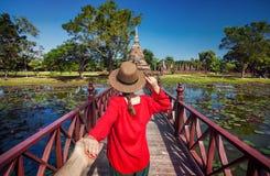 Ανακαλύψτε την αρχαία Ταϊλάνδη Στοκ Εικόνες