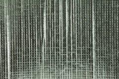 Ανακλαστική σύσταση φύλλων αλουμινίου Στοκ εικόνες με δικαίωμα ελεύθερης χρήσης
