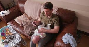 Ανακουφίζοντας μωρό πατέρων