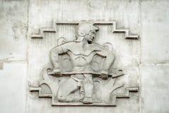 Ανακούφιση Θεών της Vulcan, Γουέστμινστερ στοκ εικόνες