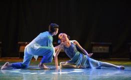 Ανακούφιση στο χορό χρόνος-πανεπιστημιουπόλεων Στοκ φωτογραφία με δικαίωμα ελεύθερης χρήσης