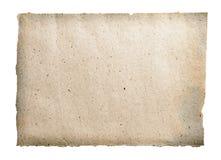 Ανακυκλωμένη χονδροειδής σύσταση εγγράφου Στοκ φωτογραφίες με δικαίωμα ελεύθερης χρήσης