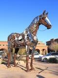 Ανακυκλωμένο άλογο στοκ φωτογραφία με δικαίωμα ελεύθερης χρήσης
