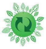 ανακυκλώστε τα δέντρα σ&upsilon απεικόνιση αποθεμάτων