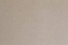 Ανακυκλώστε τη σύσταση εγγράφου για το υπόβαθρο, καφετί απόσπασμα φύλλων χαρτονιού Στοκ Εικόνες