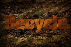 ανακυκλώστε Στοκ Φωτογραφία