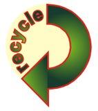 ανακυκλώστε ελεύθερη απεικόνιση δικαιώματος