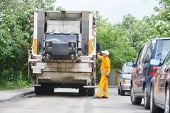 Ανακυκλώνοντας απόβλητα και απορρίματα Στοκ Φωτογραφία