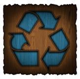 ανακυκλώνοντας σύμβολ&omicro Στοκ Εικόνες