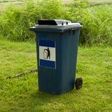 Ανακυκλώστε τα δοχεία Στοκ εικόνα με δικαίωμα ελεύθερης χρήσης