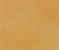 Ανακυκλώστε την καφετιά σύσταση εγγράφου στοκ φωτογραφία