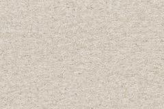 Ανακυκλώστε το έγγραφο από το άσπρο πρόσθετο δείγμα σύστασης Grunge χονδροειδούς σιταριού Στοκ Φωτογραφία