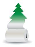 Ανακυκλώστε το έγγραφο εκτός από τα δέντρα ελεύθερη απεικόνιση δικαιώματος