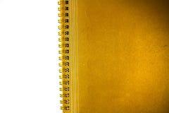 Ανακυκλώστε το σημειωματάριο Στοκ Φωτογραφίες