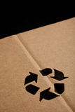 ανακύκλωσης σύμβολο χα&rho Στοκ Εικόνες
