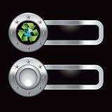ανακύκλωση εμβλημάτων απεικόνιση αποθεμάτων