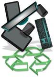 Ανακύκλωση ε-αποβλήτων απεικόνιση αποθεμάτων