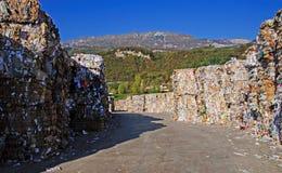 ανακύκλωση πολτού φυτών χ&a Στοκ εικόνες με δικαίωμα ελεύθερης χρήσης