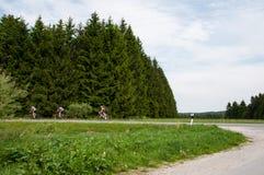 Ανακύκλωση σε Harz Γερμανία Στοκ Εικόνα