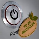 Ανακύκλωση υπολογιστών, ηλεκτρονικά απόβλητα ελεύθερη απεικόνιση δικαιώματος